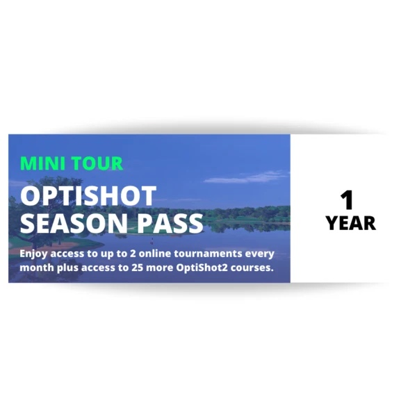 1 Year Season Pass