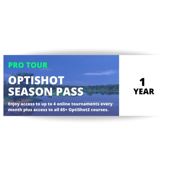 1 Year Pro Tour Season Pass